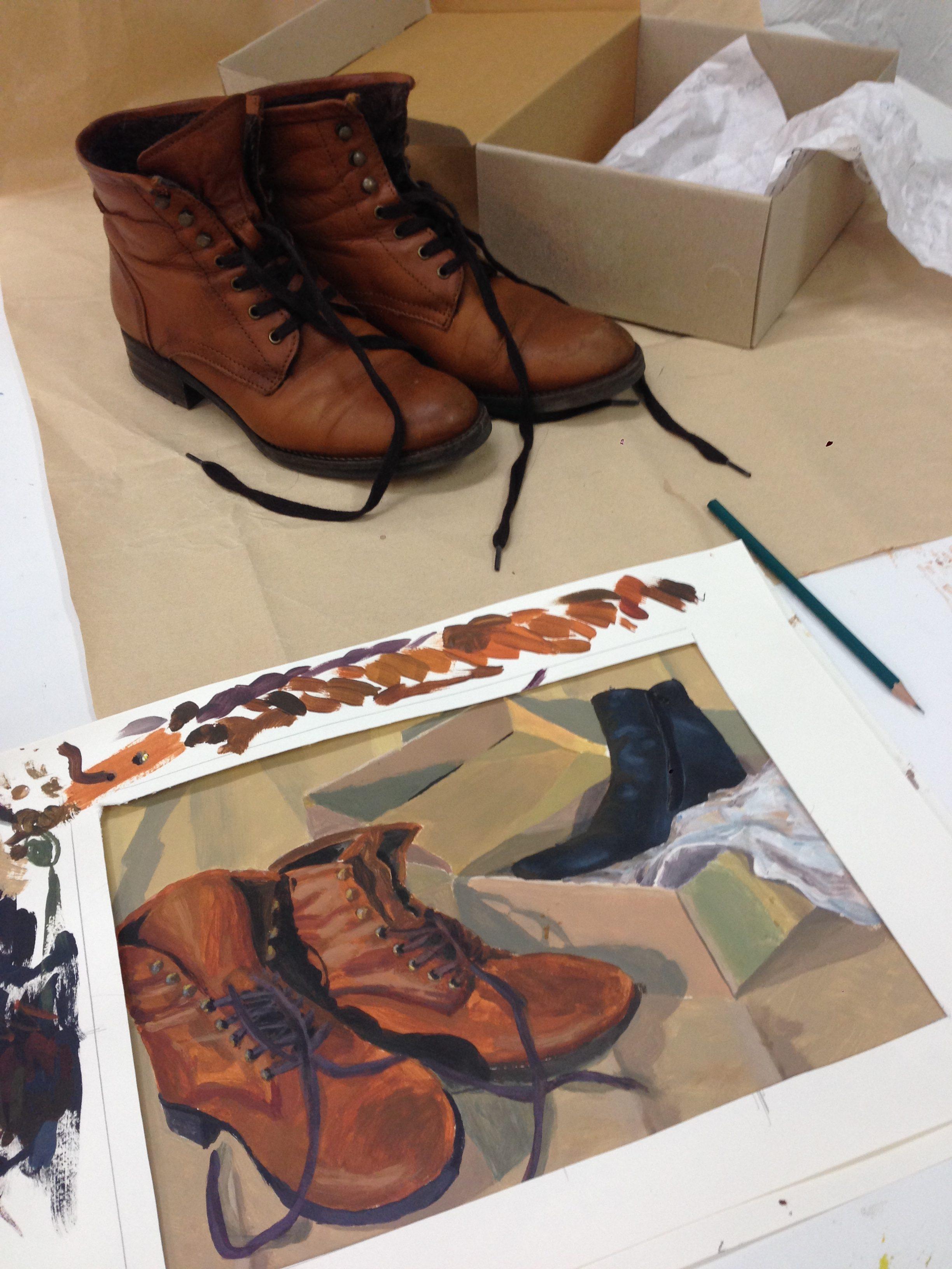 Helena Zingarella ~ Art education